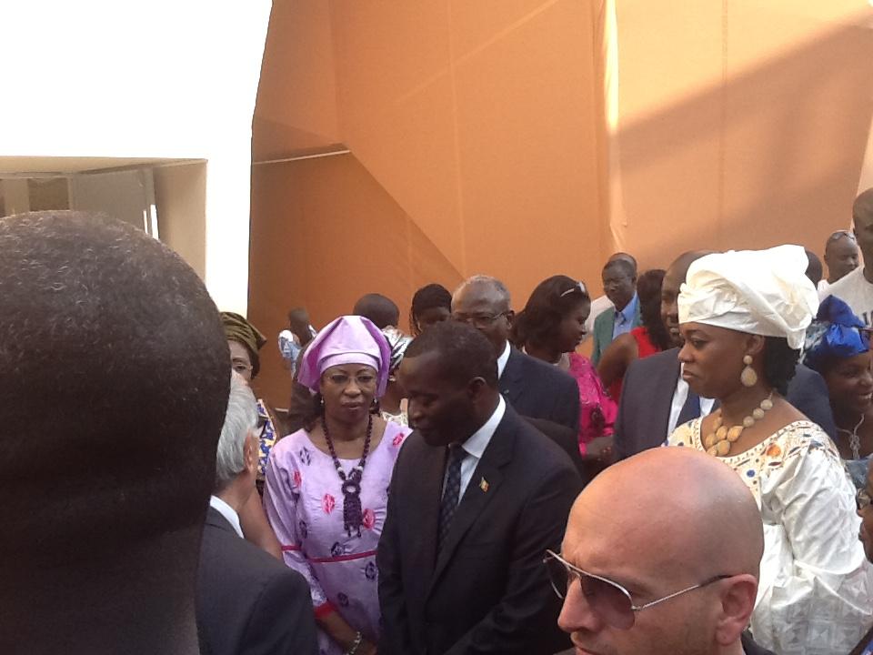 EXPO MILAN 2015 a inauguré le Pavillon de la Republique du Senegal