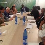 Ministro del commercio del Senegal incontra imprenditori Bresciani