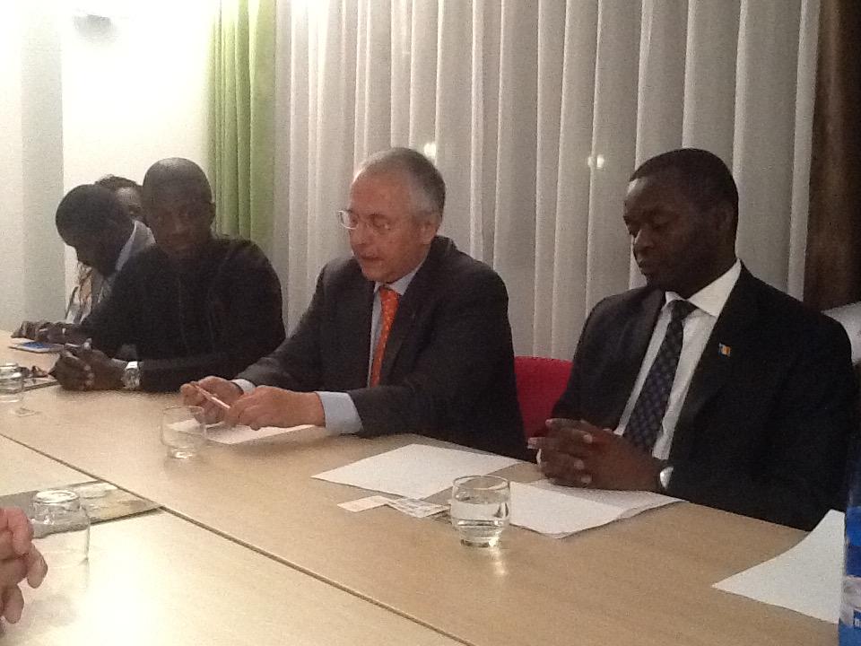 Ministro del commercio del senegal incontra imprenditori for Franceschini arredamenti