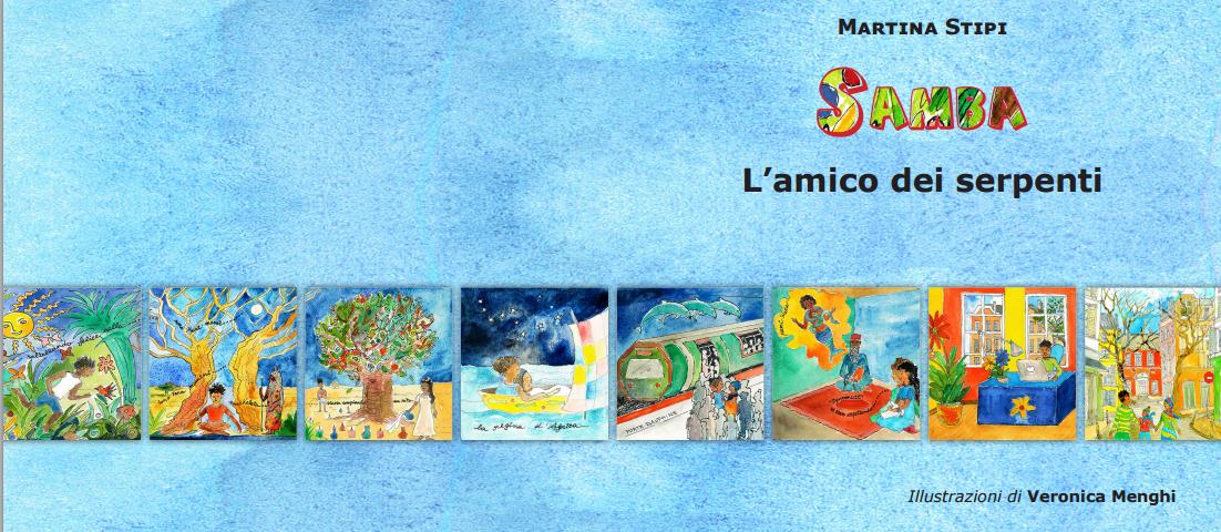 Italiasenegal présente l'œuvre de Martina Stipi «Samba. L'ami des serpents»