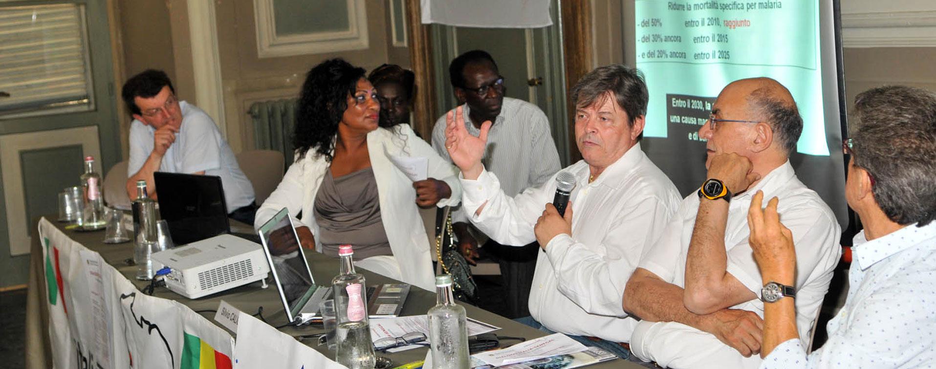 «Comment prévenir et guérir le paludisme» Conférence et dîner de charité pour la lutte contre le paludisme