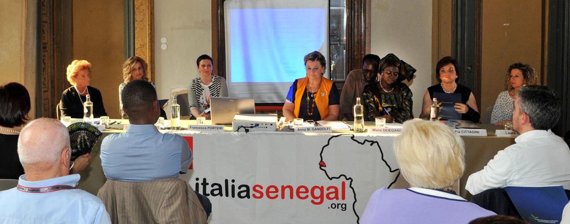 Comment faire des affaires entre l'Italie et le Sénégal
