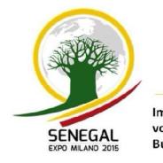 Delegazione di italiasenegal.org in visita a EXPO 2015