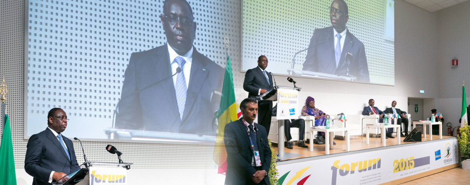 FORUM ECONOMIQUE DU SENEGAL